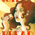 Vote Bread Poster